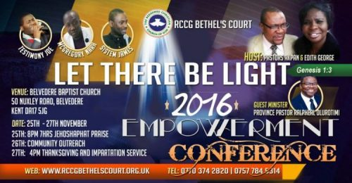 2016 Empowerment Conference